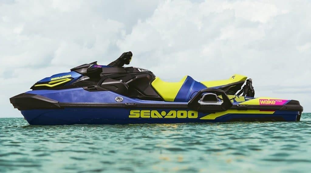 Najem vodnega skuterja SeaDoo