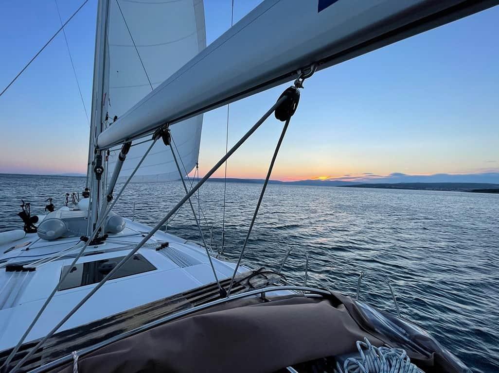 Ekipa Navtični tečaji na Yachtmaster A