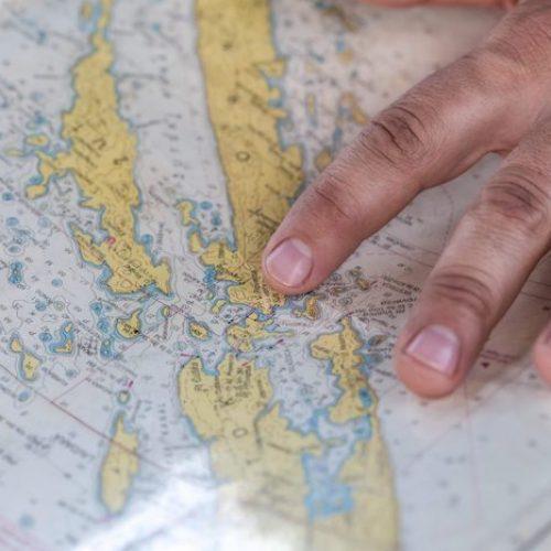 Tečaji za izpit za čoln - morje in celinske vode ter mornar motorist